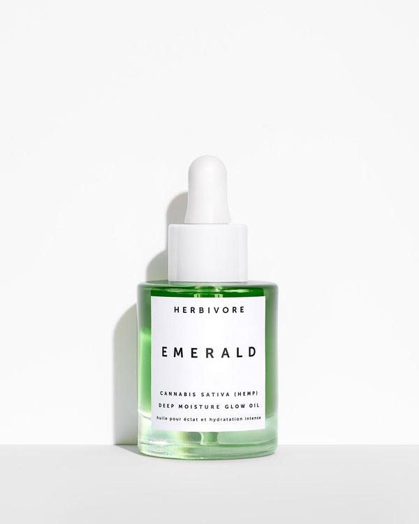 herbivore botanicals emerald deep moisture glow oil