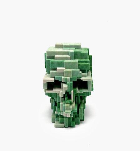 Adam Lister Skull - Green