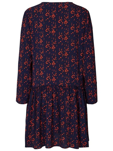 Lolly's Laundry Gili Dress - Dark Navy