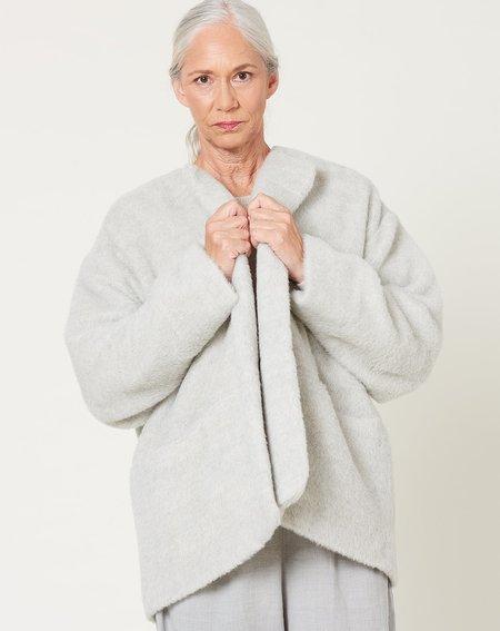 Lauren Manoogian Plush Coat - Mica