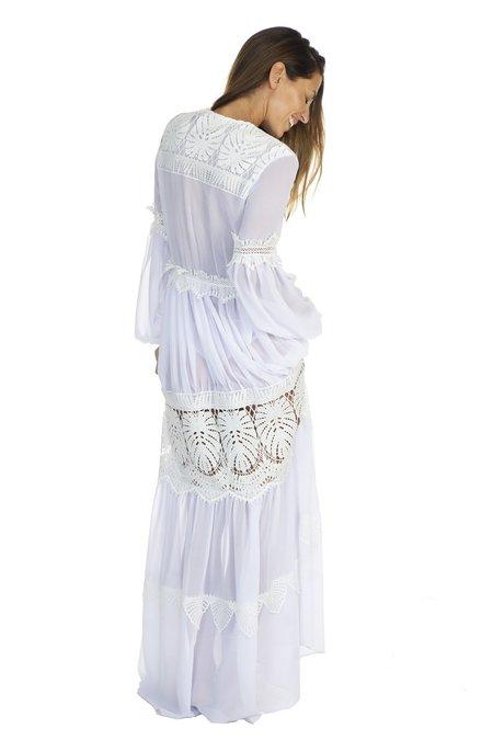 Sokoloff Bridal Blanche Robe - White
