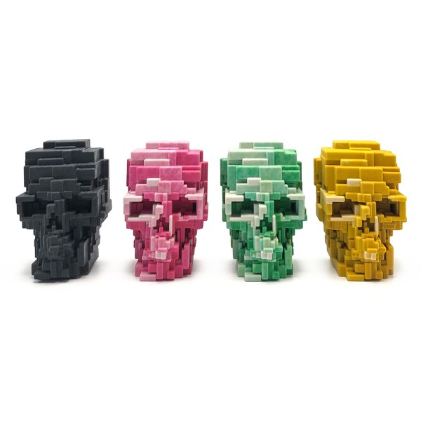 SKULL BY ADAM LISTER X UB