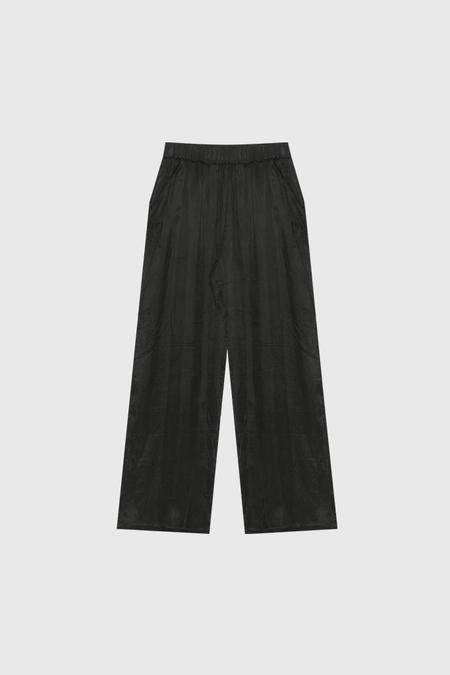 COMMONERS Wide Leg Pant - Black