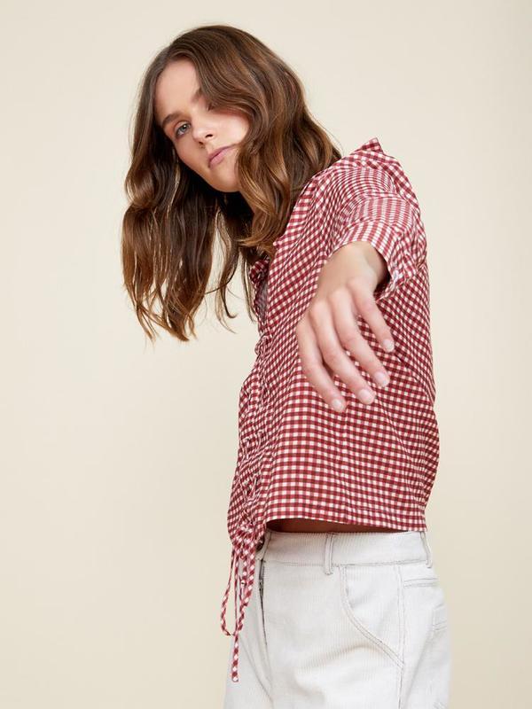 Ryder Lorilee Shirt - Gingham
