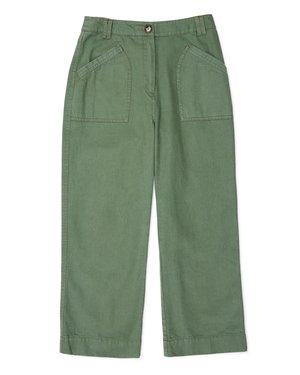 Ryder Pip Denim Jeans - Green