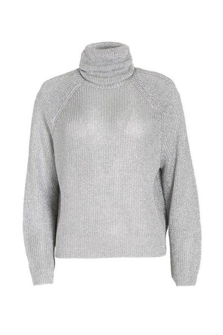 Rta Mick Sweater - Silver