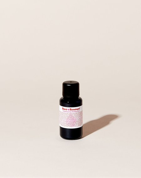 Living Libations Rose & Frankincense Firming Fluid