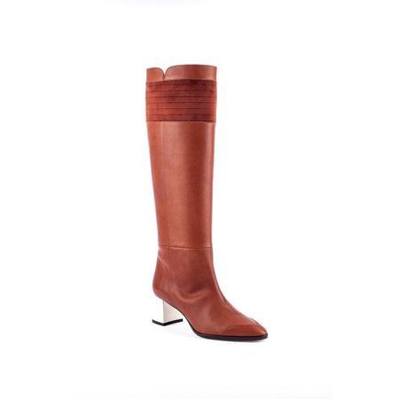 Jessica Bédard Maple Boot - Papaya