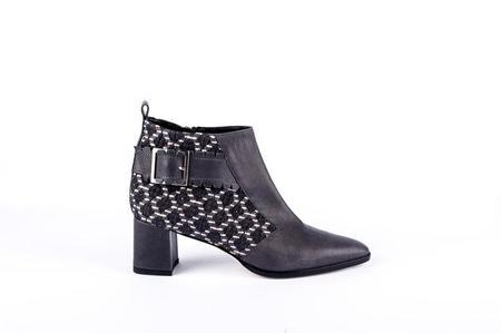 Jessica Bédard Stella Ankle Boot - Osaka/Grey