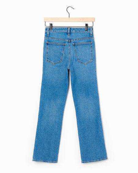 Khaite Vivian Jeans - Vintage blue