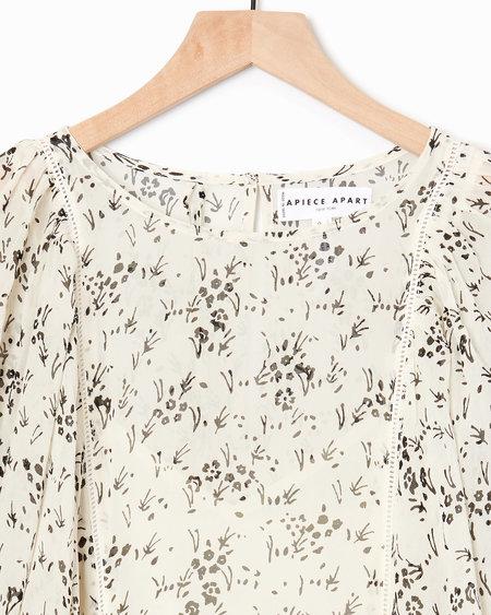 Apiece Apart Ischia Dress - Ivory