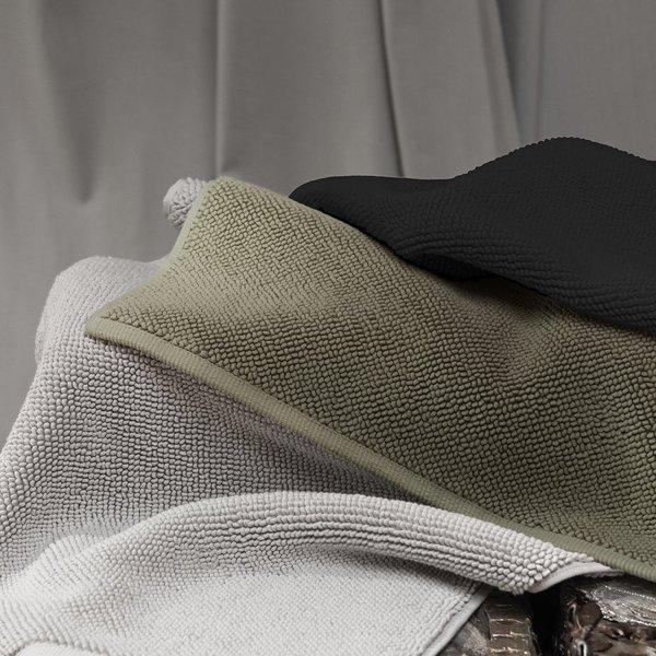 Købn Bathmat - Silver