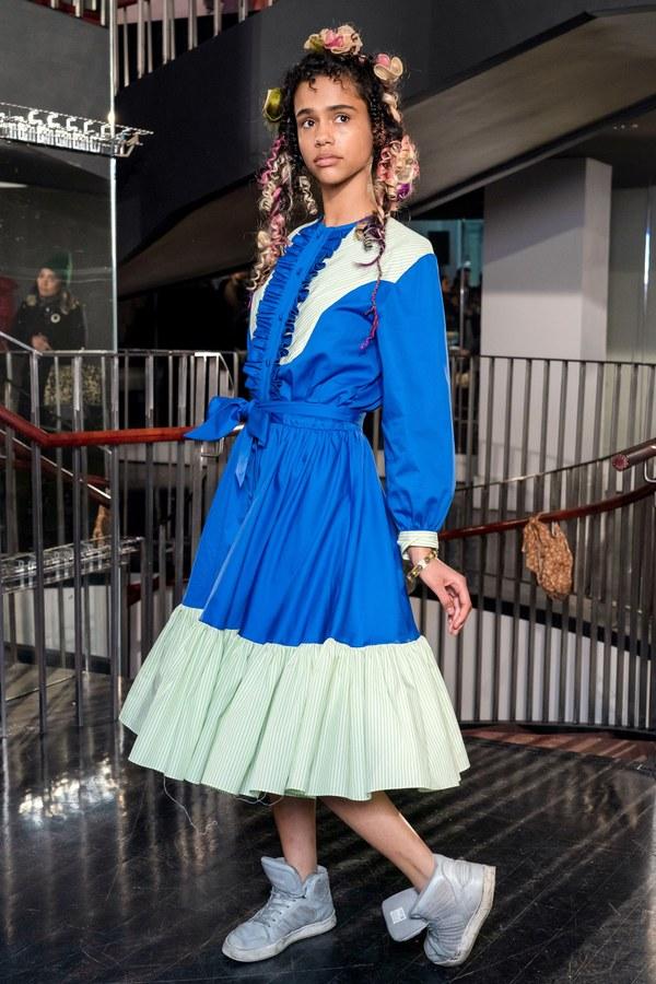 BATSHEVA Western Dress
