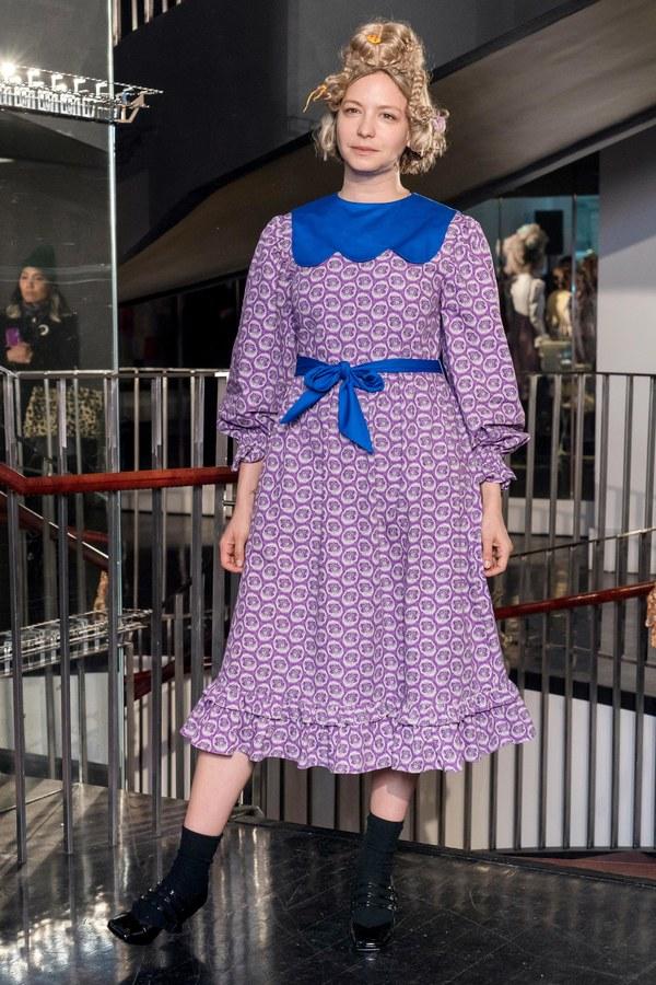 BATSHEVA Clover Dress