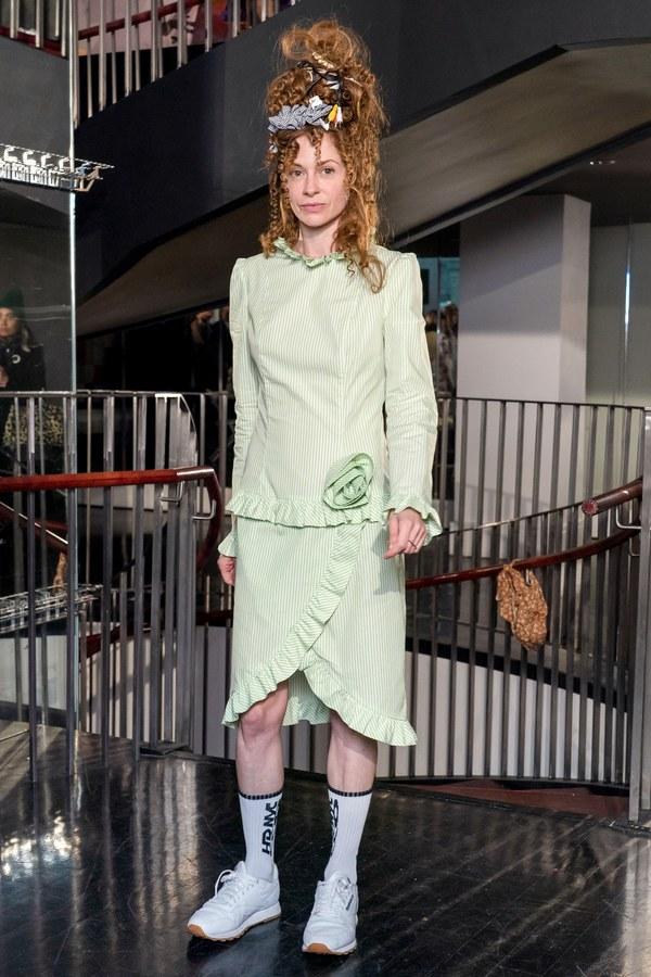 BATSHEVA Rosette Dress