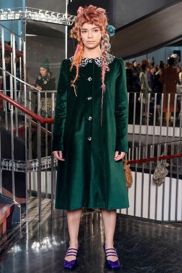 BATSHEVA Peter Pan Coat
