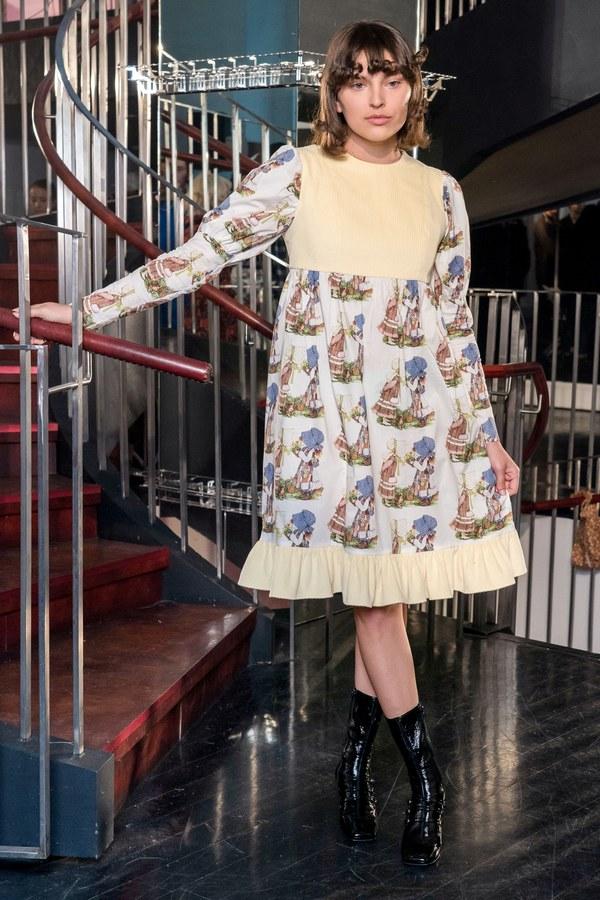 BATSHEVA Short Holly Dress