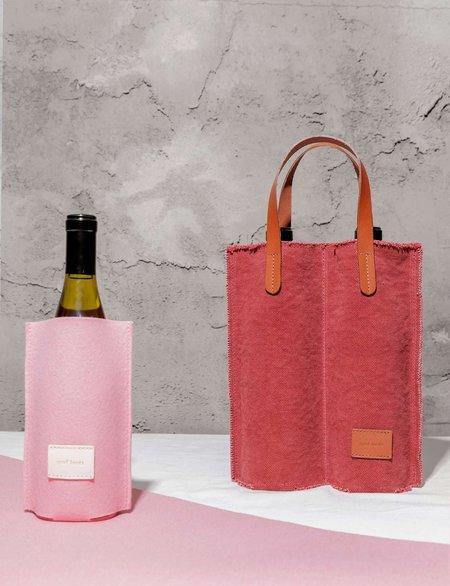 Graf Lantz Canvas Cozy Duo Bag - Paprika