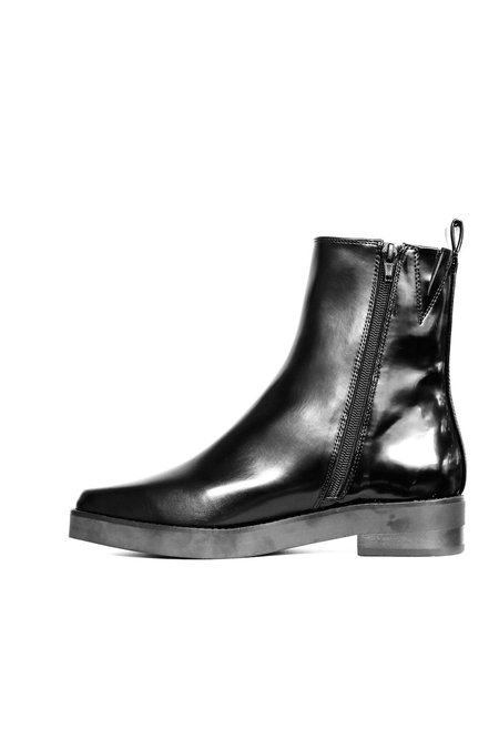 Jeffrey Campbell Blurr Chelsea Pointed Boot