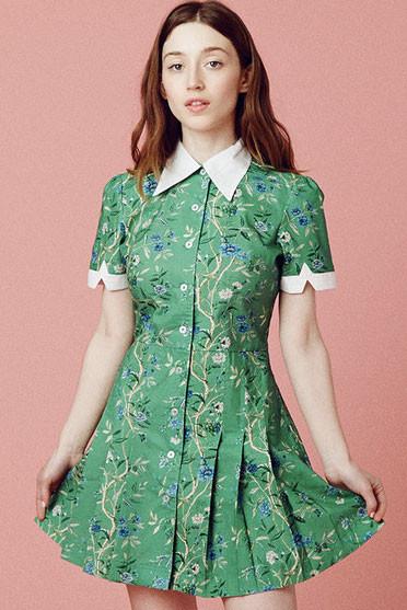 Samantha Pleet Wallflower Dress