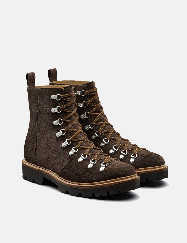 grenson brady suede boots