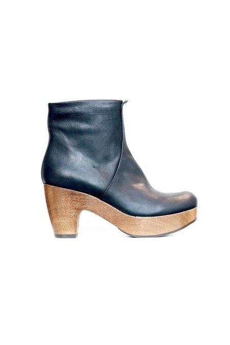 Coclico Tecla Clog Boot - Black