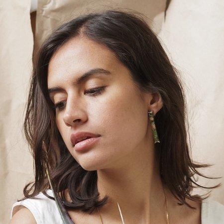 Lindsay Lewis Moderne Large Earrings