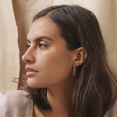 Lindsay Lewis Moderne Small Earrings