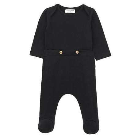 KIDS 1+ In The Family Adam Jumpsuit - Black