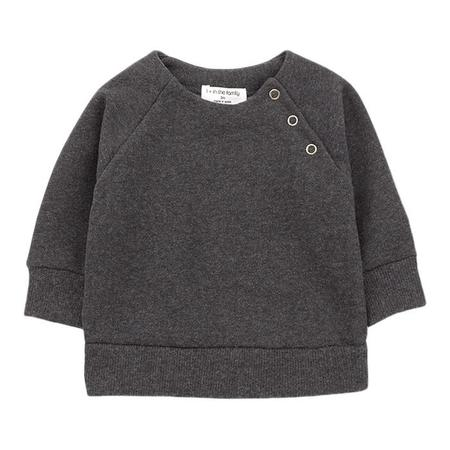 KIDS 1+ In The Family Mandy Sweatshirt - Anthracite Grey