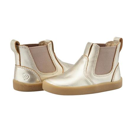 Kids Old Soles Click Boots - Gold