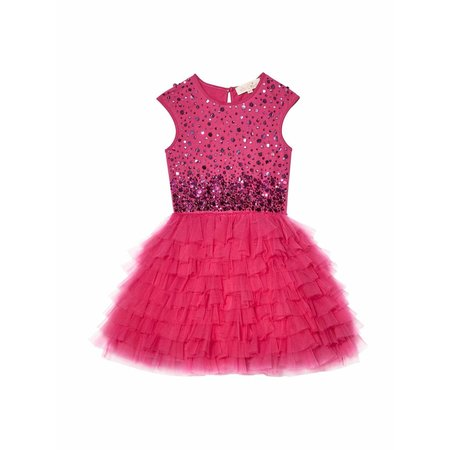 Kids Tutu Du Monde Confetti Tutu Dress - Dahlia