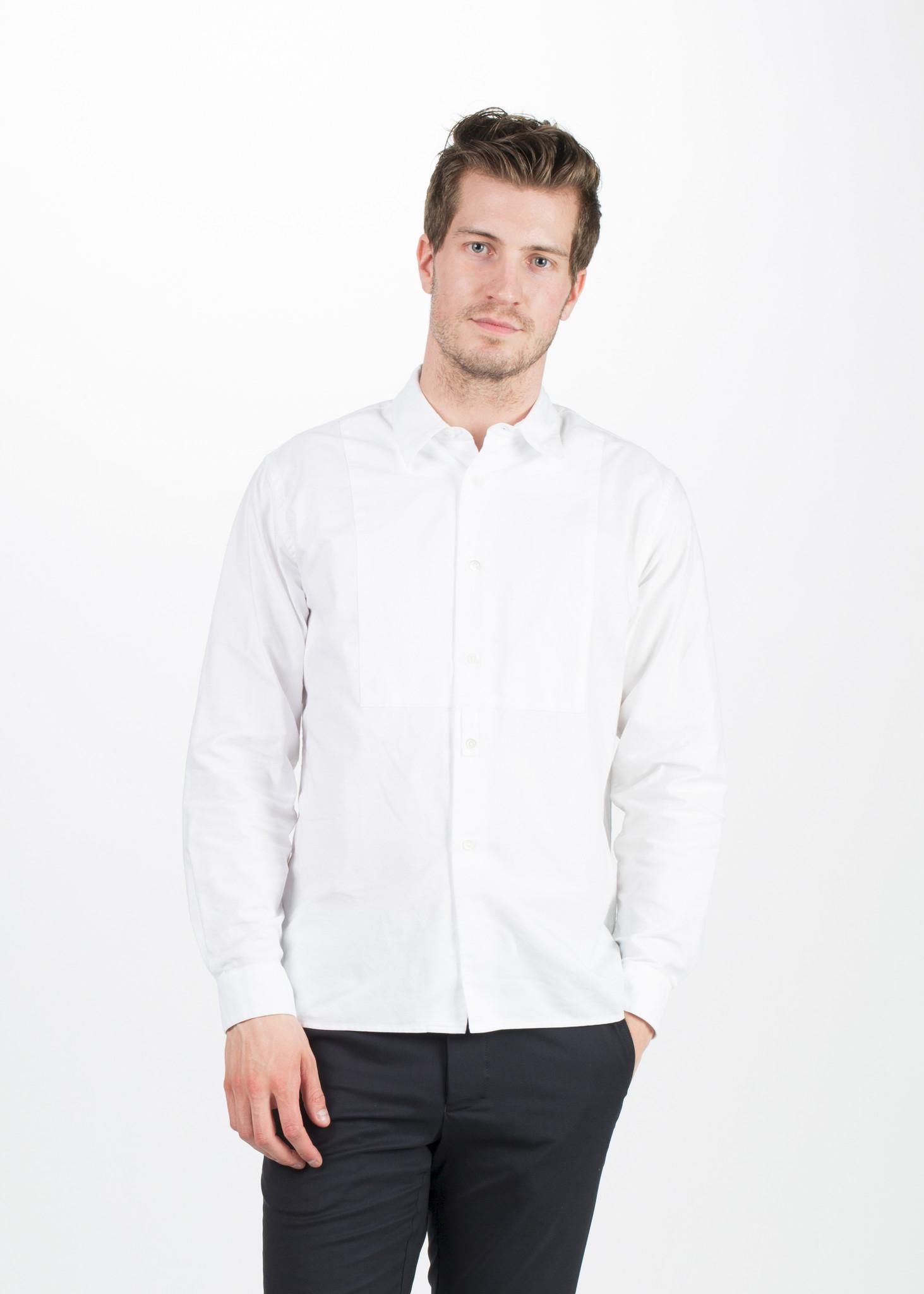 Men 39 s margaret howell classic oxford dress shirt garmentory for Mens oxford dress shirts