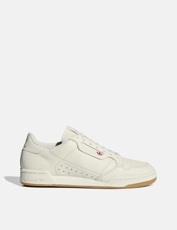 top brands cheap sale aliexpress adidas Originals Continental 80 sneaker - Off White/Raw White/Gum on  Garmentory
