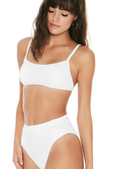 L*Space Frenchi Bottom - Solid White