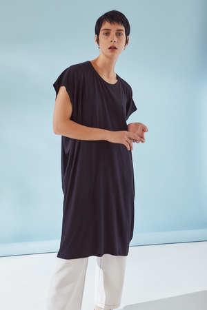 Kowtow Drape Dress