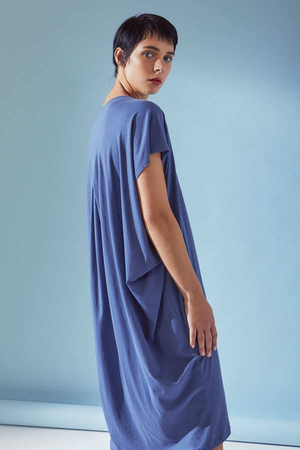 Kowtow Drape Dress