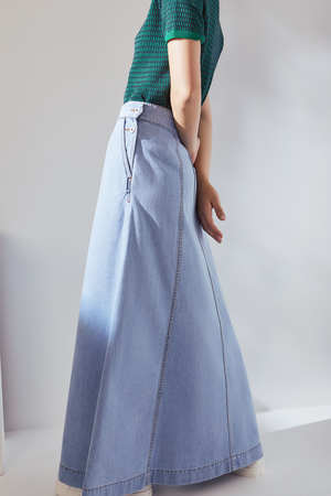 Kowtow Outline Skirt