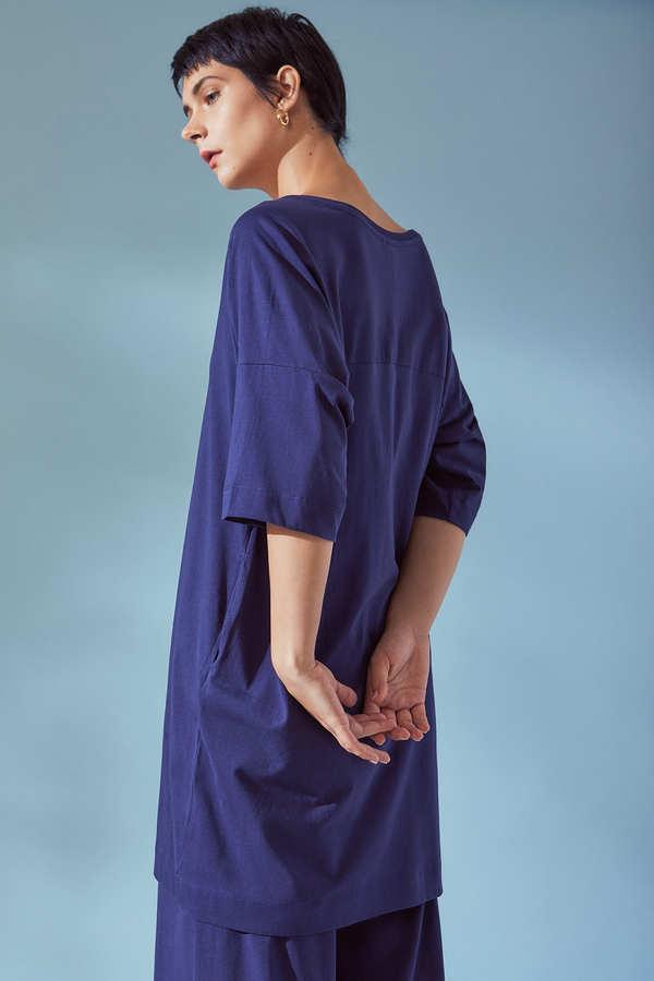Kowtow Oversized T Shirt Dress