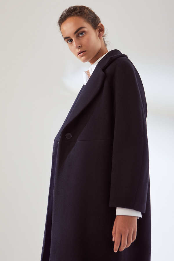 Kowtow Wool Overcoat