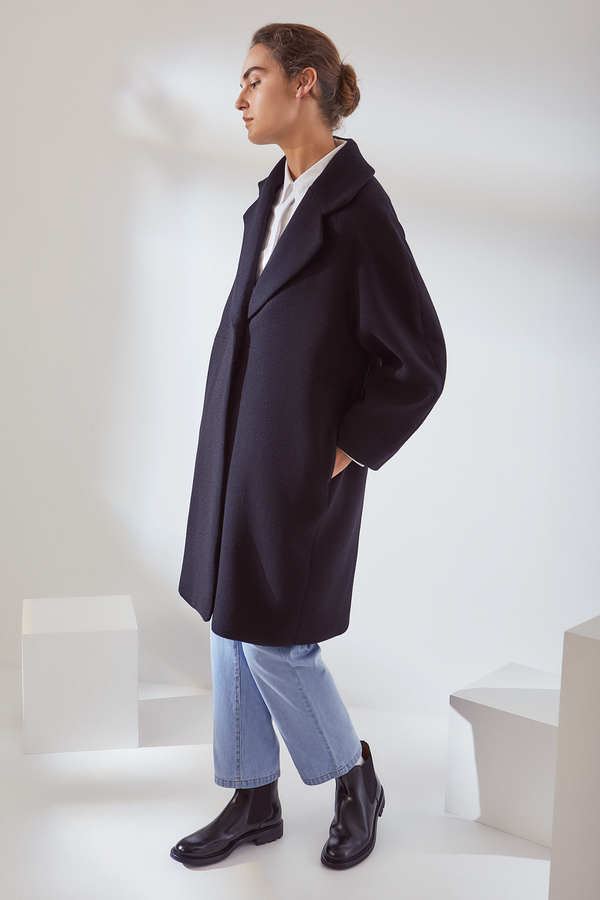 Kowtow Wool Overcoat