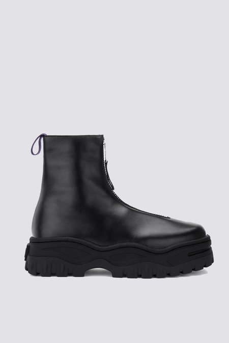 Eytys Leather Raven Boot - Black