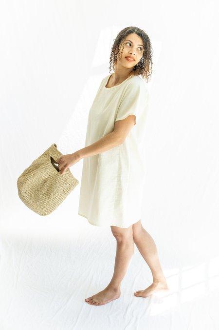 Tsuyumi cotton/linen dress