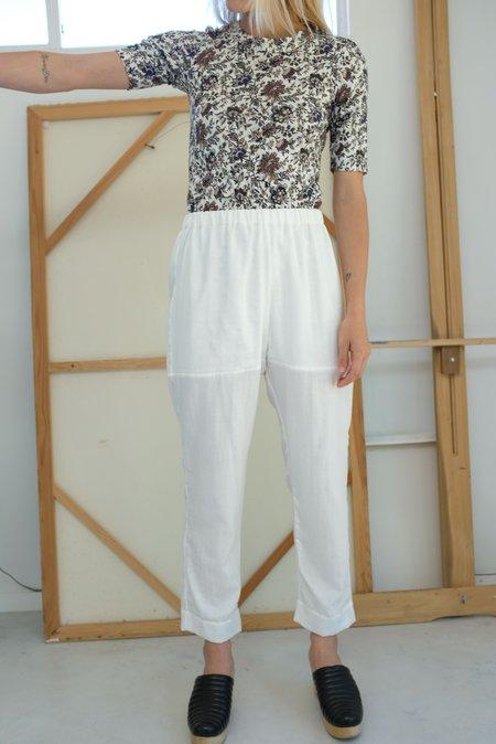 Beklina Basic Pant - White