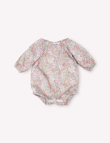 Baby Petits Vilains Olympia Playsuit - Sweet May Blush