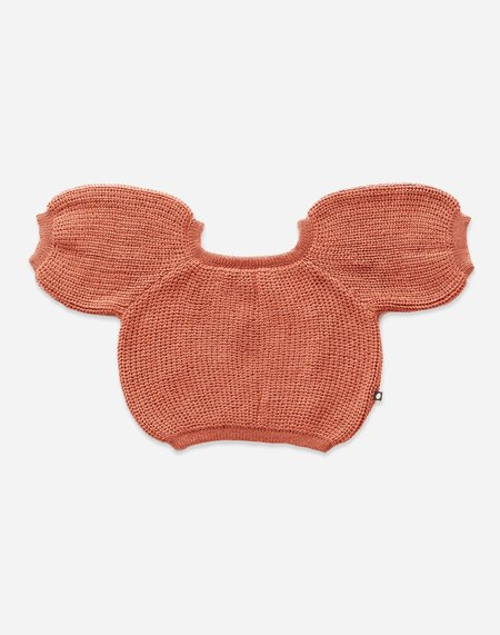 Kids Oeuf Bubble Knit Sweater