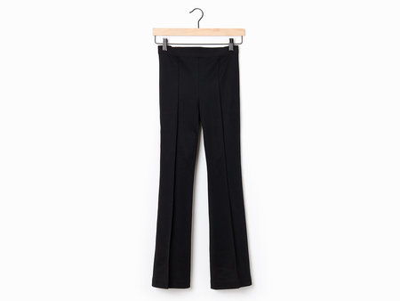 Helmut Lang Rib Leggings - Black