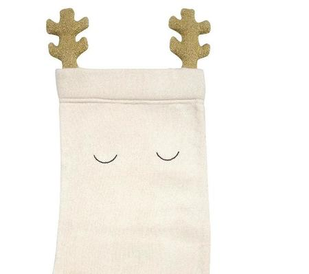 kids meri meri Knit Reindeer Stocking