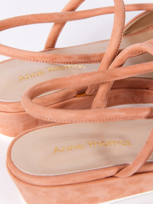8cd3fdf0c33d Anne Thomas Ginza Sandal