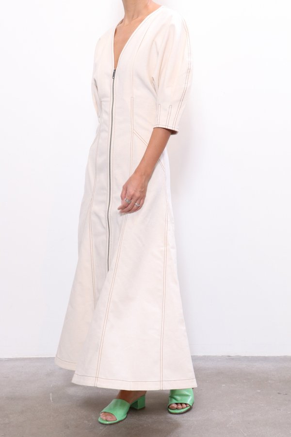 Mara Hoffman Sophie Dress - Natural